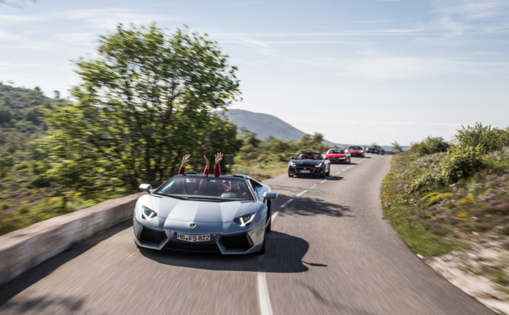 Supercar Rally to Monaco, 3575