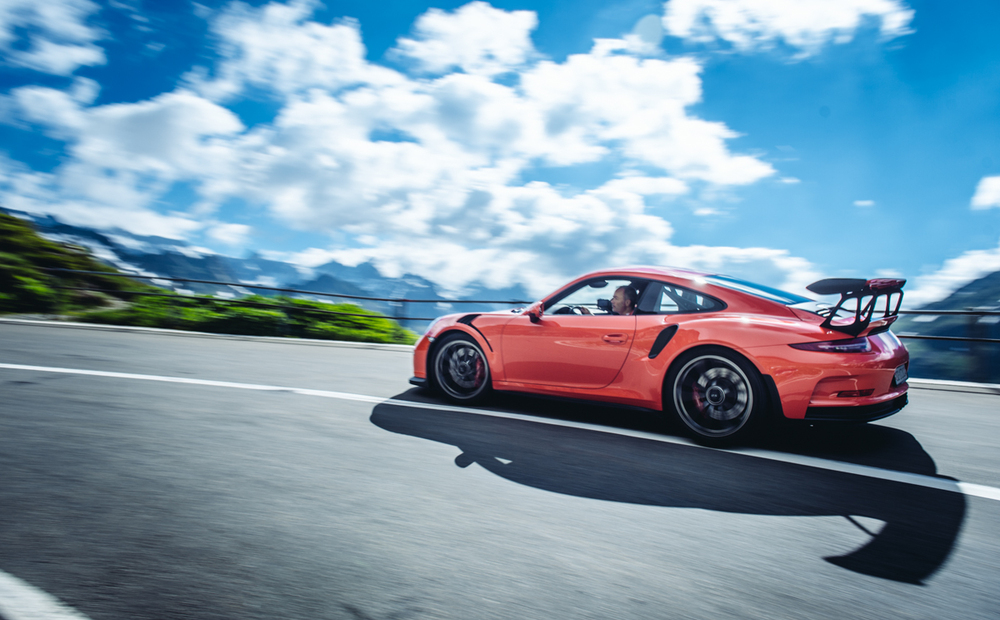GT3 RS 6 Passes Tour, 2505