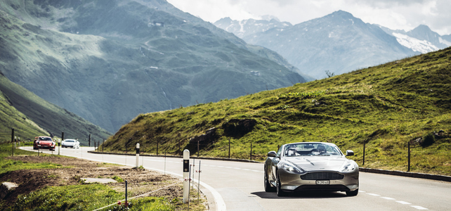 #justdrive Grand Tour of the Alps - 7 days - justdrive holiday