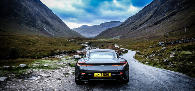 #justdrive Grand Tour of Scotland - 7 Days - justdrive holiday