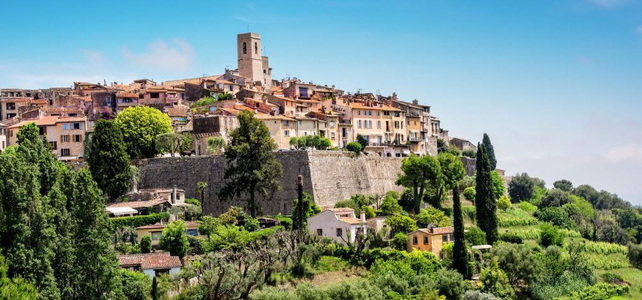 South of France & Monte Carlo Driving Holiday - 5 Days - European Driving Holiday