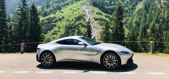 James Bond Aston Martin Driving Experience  - 3 Days - European Driving Holiday