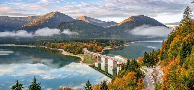 German & Austrian Alps Road Trip - 6 Days - European Driving Holiday