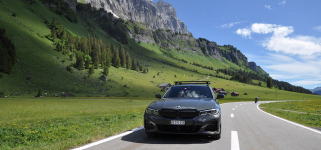 BMW Grand Tour of the Swiss Alps - 8 Days  - European Driving Holiday