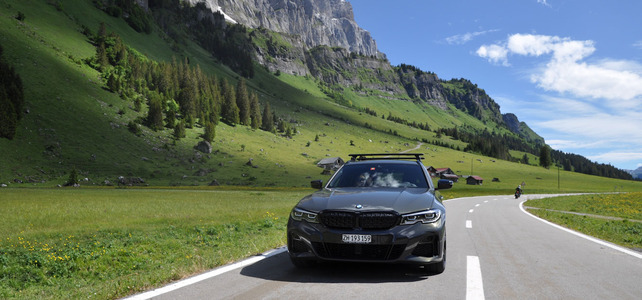 BMW Grand Tour of Switzerland - 8 Days  - European Driving Holiday