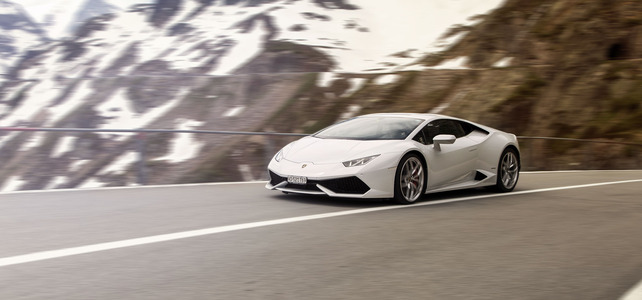 Supercar Experience - Alps - 340KM - Supercar Experience