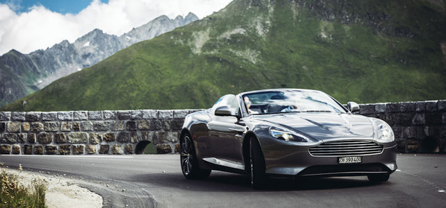 007 Aston Martin Driving Tour - 5 Days - European Driving Holiday
