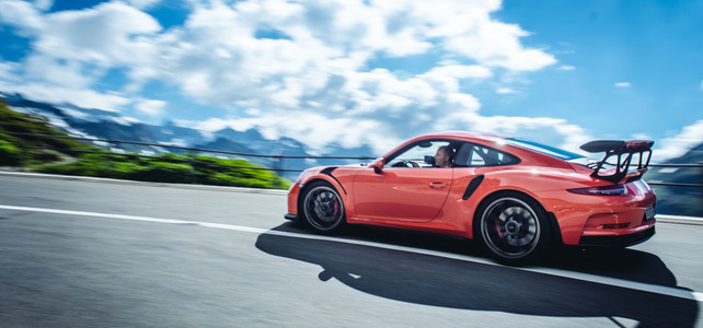 GT3RS Porsche Driving Experience - 4 Days - European Driving Holiday