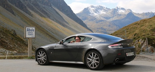 007 Aston Martin Alpine Tour - 5 Days - European Driving Holiday
