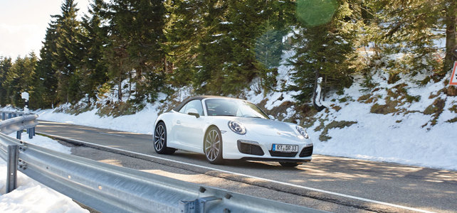Porsche 911 Tour In The Black Forest - 3 Days - European Driving Holiday