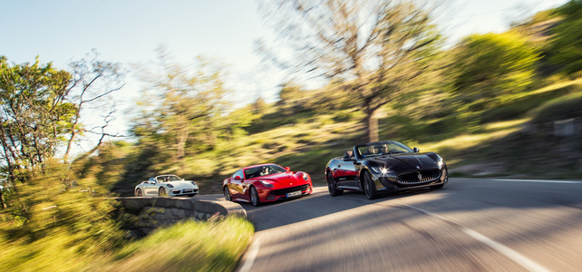 Supercar Event - South France & Monte Carlo - 4 Days - European Driving Holiday
