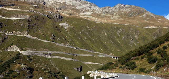 6 Passes Alps Driving Tour - 4 Days - European Driving Holiday