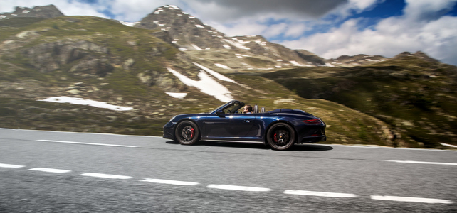 Porsche 911 Gross Glockner Challenge - 4 Days - European Driving Holiday