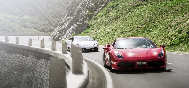 Supercar Test Event - Alps - 5 Days - European Driving Holiday