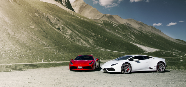 Supercar Event - Swiss & Austrian Alps - 5 Days - European Driving Holiday