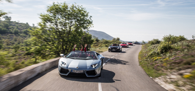 Supercar Drive - South of France - 260KM - Supercar Experience