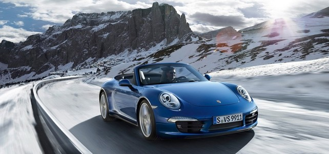 Porsche & Spa Winter Tour in the Alps - 4 Days - European Driving Holiday