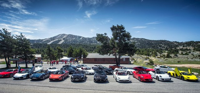South of France Supercar Experience - 1 Day - European Driving Holiday