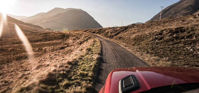 Range Rover Scottish Highlands - 4 Days - European Driving Holiday
