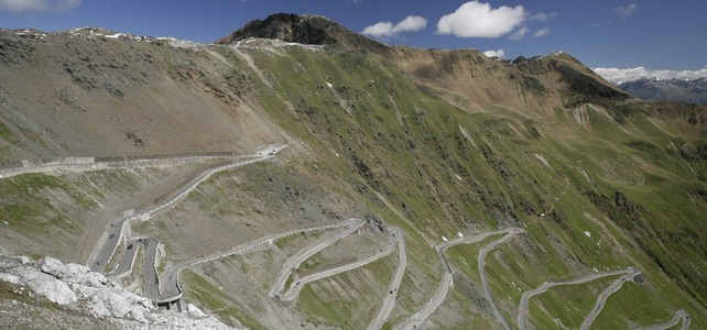 St Moritz & Stelvio Pass Driving Tour - 5 Days - European Driving Holiday