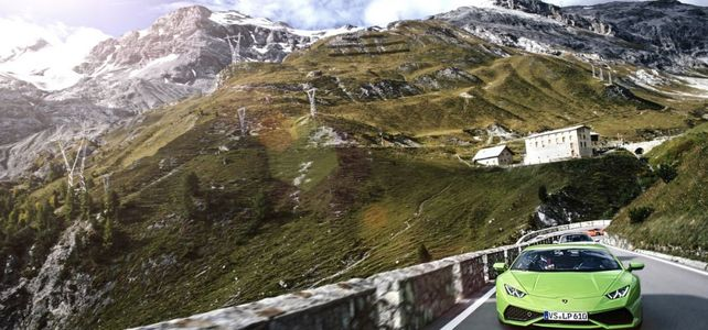 The Stelvio Pass - Ultimate Drives Featured Package