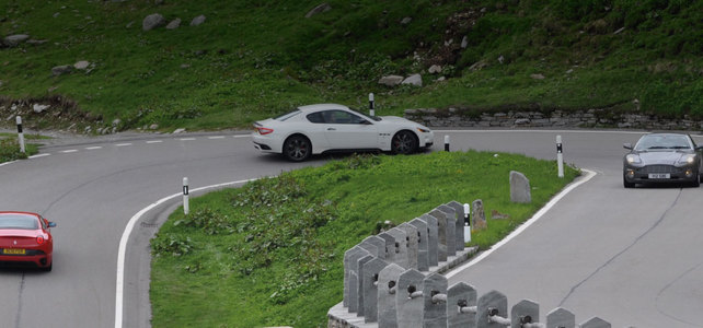 Supercar Event - Swiss Alps - 2 Day - European Driving Holiday