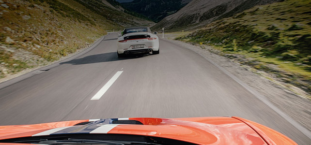 Supercar Event - Alps - 5 Days - European Driving Holiday