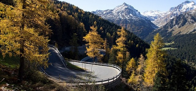 Swiss Alps - Fall Tour - 5 days - European Driving Holiday