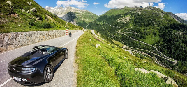 Swiss Alps - Summer Tour - 5 Days - European Driving Holiday