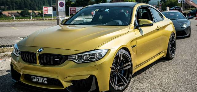 BMW M4 Coupe - SPECIAL OFFER