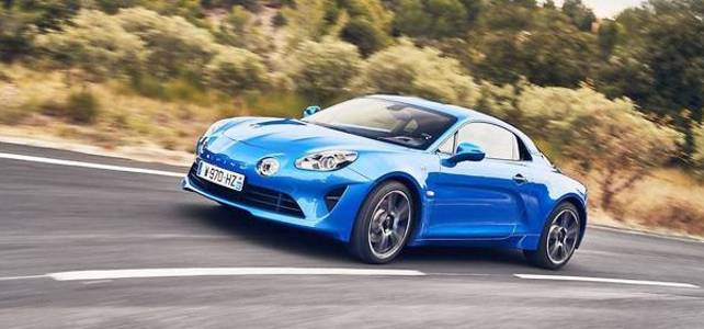 Alpine A110 - NEW FOR 2019