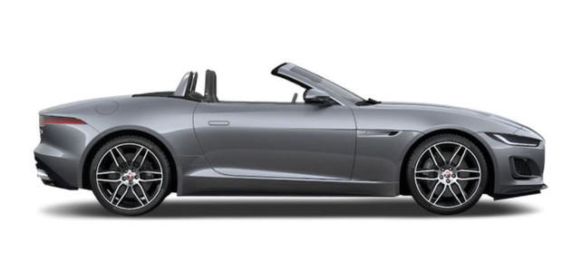 NEW Jaguar F Type V8 450PS Dynamic Cabrio