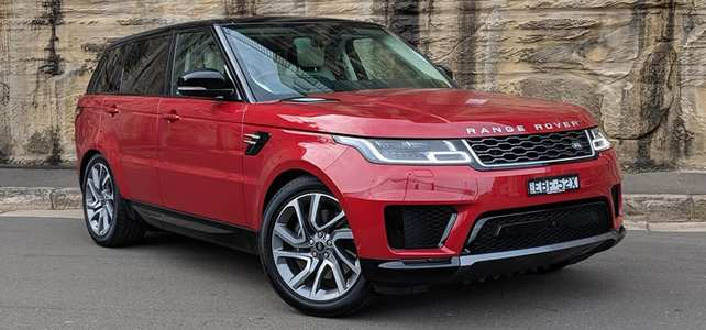 Range Rover Sport HSE SDV6  - European Supercar Hire from Ultimate Drives