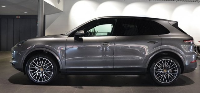 Porsche Cayenne S - European Supercar Hire from Ultimate Drives