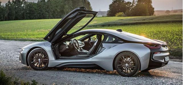 BMW i8 - European Supercar Hire from Ultimate Drives
