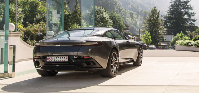 Aston Martin DB11 - European Supercar Hire from Ultimate Drives