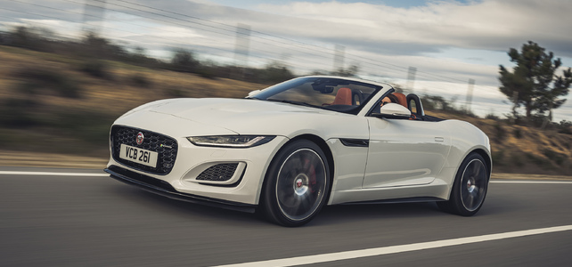 Jaguar F Type V8 450PS Dynamic Cabrio  - European Supercar Hire from Ultimate Drives