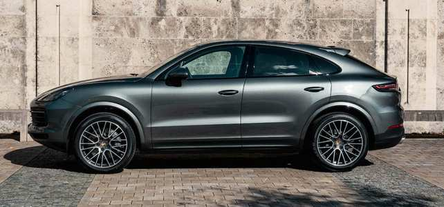 Porsche Cayenne S Coupe - European Supercar Hire from Ultimate Drives
