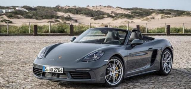 Porsche Boxster 718 S - European Supercar Hire from Ultimate Drives