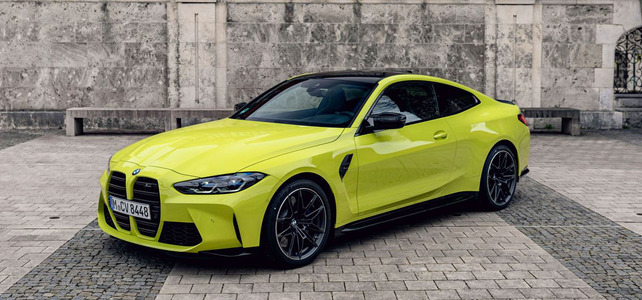 BMW M4 Competition 2021 - European Supercar Hire from Ultimate Drives