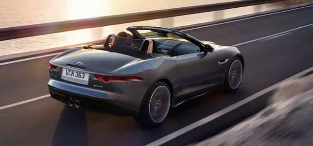 Jaguar F Type V6 Coupe/Cabriolet