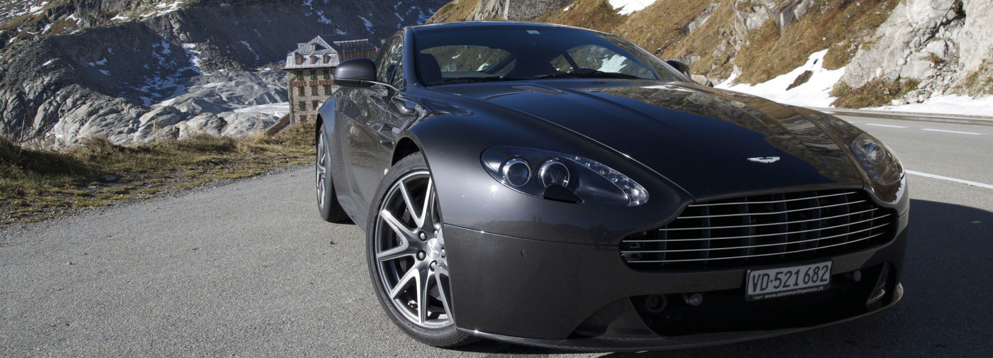007 Aston Martin Alpine Tour - 5 Days