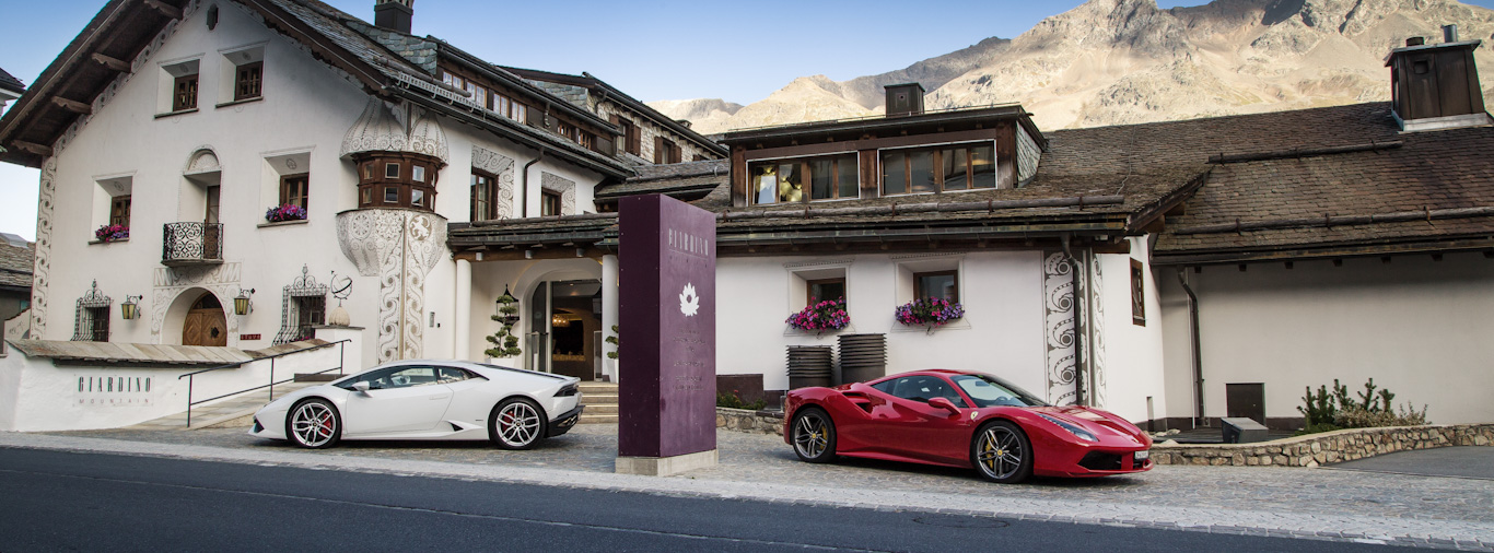 Lamborghini Driving Holiday - Alps