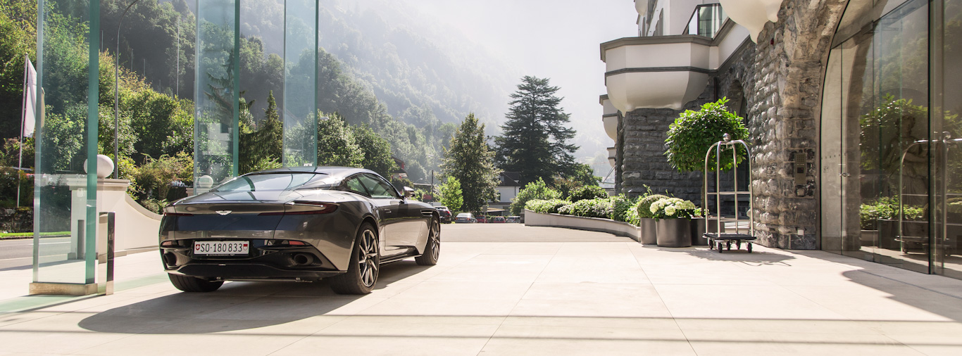 Aston Martin Driving Holiday
