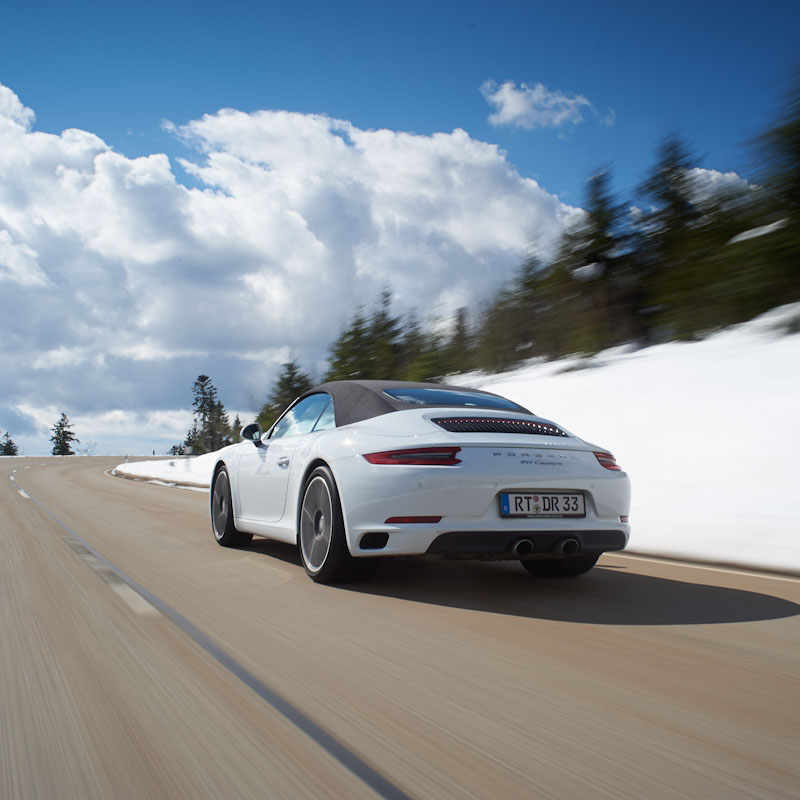 Porsche Driving Tour Germany - 4 days
