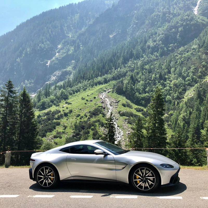 James Bond Aston Martin Driving Experience  - 3 Days
