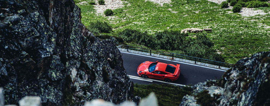 GT3 RS Alpine 3 Day Adventure