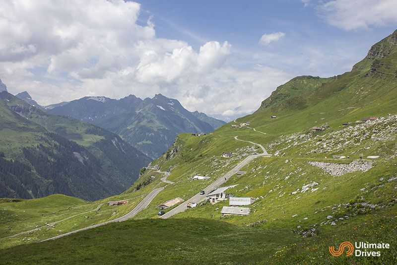 Klausen Pass / Swiss Alps