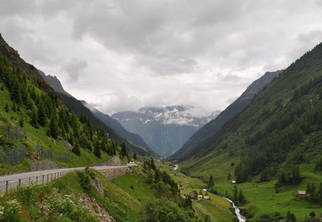 Susten Pass - Top 10 Driving Road
