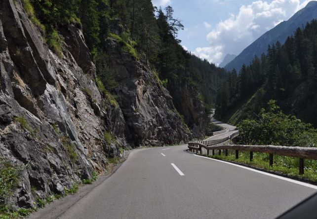 Hahntennjoch / Austrian Alps - Top 10 Driving Road